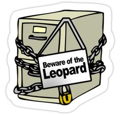 Beware of the Leopard by metacortex