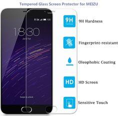 0.3 미리메터 강화 유리 meizu mx 5 4 3 프로 5 금속 M2 미니 M2 화면 보호기 가드 케이스 보호 필름 커버 유리