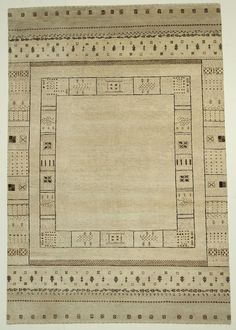 Loribaft  Teppich  Modern  Alfombra oriental carpets  252 x 174  tappeti orienta