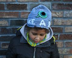 Jacksepticeye  Like a boss  Hat Crochet Pattern by CrochetMonkie