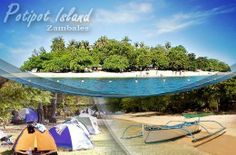 Camp Under the Stars Overnight in Stunning Potipot, Zambales with Boat Transfers & Tent Rental for P288 instead of P1500