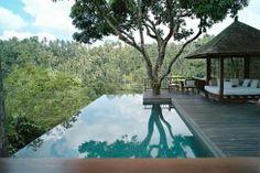 Villa Como Shambala the excellent view Ubud of Bali
