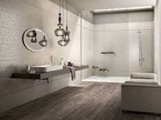 Revestimiento de pared de gres porcelánico LIGHT by Cooperativa Ceramica d'Imola S.c.