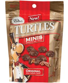 $1 off TURTLES MINIS 5oz or larger Coupon on http://hunt4freebies.com/coupons