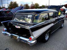 1957 Chevrolet Belair Wagon