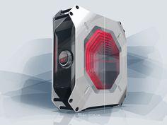 Gaming PC by BMW DesignworksUSA