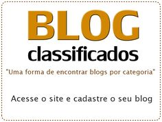 Blog da Andreia Paula: Cadastre seu blog no Blog Classificados