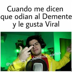 Vicky y yo Youtube Memes, Funny Posts, Funny Memes, My Love, Frases, Famous Youtubers, Youtubers, Fence, Funny Messages