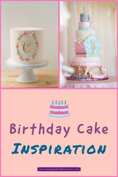 Looking for birthday cake inspiration? Well, you've come to the right place. We collect the most inspiring and beautiful birthday wishes, quotes, and images to send to your loved ones, friends and family. We love #DIY #crafts and #homemade cakes and presents. And we provide you with the best inspiration, tools, and these 31 most beautiful birthday cake images for #inspiration — Get yours. myhappybirthdaywishes.com #birthdaycake #birthaycakeimages #inspiringimages