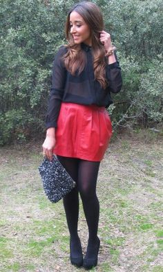 Great way to take a summer outfit into winter. Add opaque black tights and closed toed suede shoes.