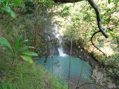 Oahu Family Activities: Manana Trail/Waimano Falls actually used to be a rope swing - you swing it out from the cliff and just out from the edge to grab it - tarrrzannn! had a blast doing it too! Ahhh I miss that! Oahu Vacation, Vacation Trips, Dream Vacations, Dream Trips, Vacation Ideas, Hawaii Honeymoon, Aloha Hawaii, Hawaii Travel, Hawaii Hikes