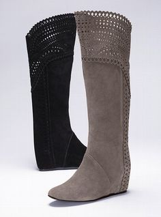 8f722dfbe65 Colin Stuart® NEW! Laser-cut Boot  VictoriasSecret these are a MUST HAVE