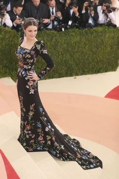 56 Exclusive Photos From The 2016 Met Gala That You Won't See Anywhere Else A beautiful little Matador
