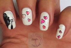 Creative Nail Art Designs for Valentine's Day 2014__51
