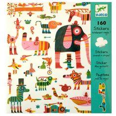Wandsticker fürs Kinderzimmer von Djeco - Erhältlich: https://plus.google.com/102978069136118801657/about