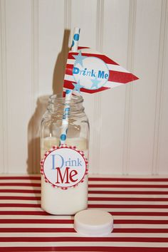 plastic milk bottles