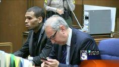 Celebrity News: Judge Revokes Chris Brown's Probation in Rihanna Assault | AT2W