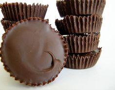 A Profound Hatred of Meat: Healthy Peanut Butter Cups