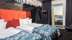 Tampere,Finland, Solo Sokos Hotel Torni Tampere huone hotellihuone Staycation, Finland, Bed, Furniture, Home Decor, Decoration Home, Stream Bed, Room Decor, Home Furnishings