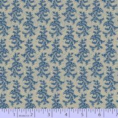 Marcus Fabrics -  Molly B's Bessie's Blues  -  R54 8036 0122