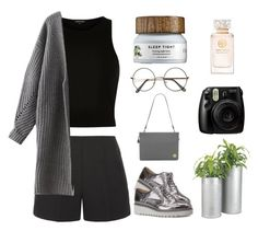 """""""City Gal"""" by ashola18 ❤ liked on Polyvore featuring TIBI, River Island, Nine West, Vince Camuto, CB2, Tory Burch, women's clothing, women, female and woman"""