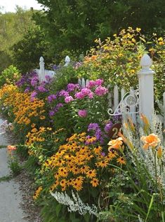 These plants lead traffic straight to the front doorway, and thus they continue on in the front portion of the home too, giving a lovely continuation of landscape style. Now, obviously, there's plenty…MoreMore  #LandscapingTips&Tricks