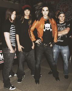 Tokio Hotel!!! and bill just asd fab as ever