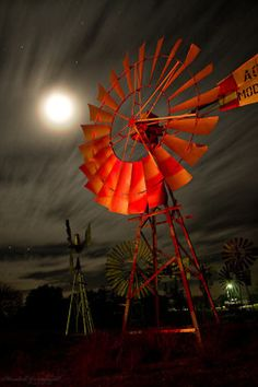Wind Mill Museum in Loeriesfontein ~ Northern Cape, South Africa Nocturne, Old Windmills, Water Tower, Old Barns, Le Moulin, Covered Bridges, Pics Art, Country Life, Country Living