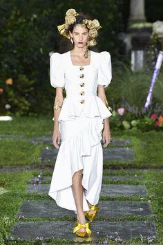 Rodarte Spring 2019 Ready-to-Wear Collection - Vogue