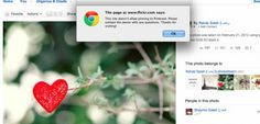 Flickr disables Pinterest pins on all copyrighted images (exclusive)