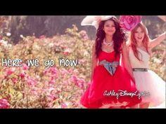 Bella Thorne & Zendaya - Fashion is my Kryptonite (Lyrics Video) HD