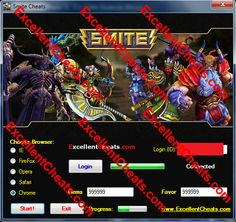 Download smite cheats at excellentcheats