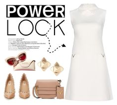 """Power Look. ... Valentino"" by conch-lady ❤ liked on Polyvore featuring Valentino, valentino and powerlook"