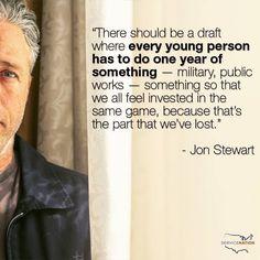 Drafts - Jon Stewart
