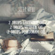 13 Essential Oil Diffuser Blends For Sleep | Essential Oils Retreat