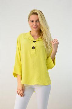 Αέρινη πουκαμίσα με κουμπιά | POTRE Shoulder, Collection, Tops, Women, Fashion, Moda, Women's, Shell Tops, Fasion