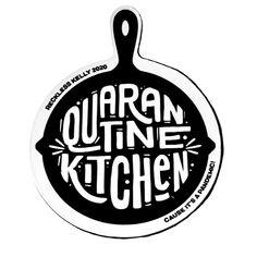 Quarantine Kitchen Magnet