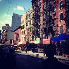 China Town-NYC