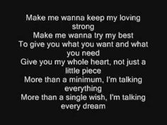 Beyonce - You Are My Rock ;; with lyrics