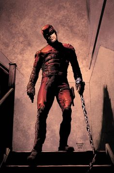 Daredevil by Jason Baroody and Jeremy Colwell *