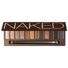 Urban Decay Naked 1 eyeshadow palette. I already have the Naked 2 and love it :)
