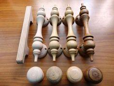 Wooden Door Design, Wooden Doors, Wood Design, Lathe Projects, Wood Turning Projects, Wood Projects, Wooden Handles, Door Handles, Wood Door Handle