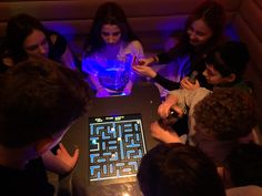 Digital Game Table Hire (pp)