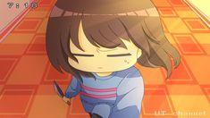 イラスト練習中→ななぽんまたもや低浮上 (@kamekame627101) さんの漫画   12作目   ツイコミ(仮) Frisk, Undertale Au, Kfc, Anime Art Girl, Manga, Manga Anime, Manga Comics, Manga Art