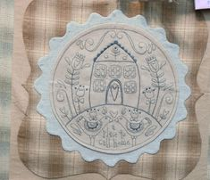 block of the month, patterns, blessings, family blessings, embroidery, stitching, stitch, rosalie quinlan,