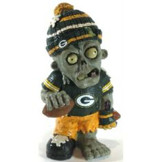 Washington Redskins Resin Thematic Zombie Figurine