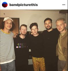 Brilliant Irish band, Picture This, with the 1975 in Dublin, January 2019 Irish Men, Dublin, January, Band, Couple Photos, Pictures, Couple Shots, Photos, Sash