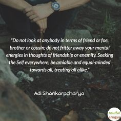 Adi Shankaracharya, the renowned Indian sage, is known for his philosophy of Advaita Vedanta (Non-Dualism). Here's a collection of his 10 most remarkable quotes. Hinduism Quotes, Krishna Quotes, Spiritual Quotes, Wisdom Quotes, True Quotes, Best Quotes, Thoughts Of Friendship, Mystic Quotes, Advaita Vedanta