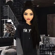 I'm baby ash 👼🏻✨ Barbies Pics, Cool Fire, Barbie Toys, Valley Of The Dolls, Barbie Fashionista, Adidas Jacket, Baby, Angels, Collection