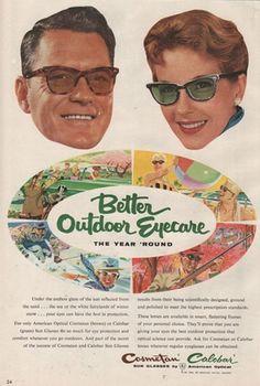 "1956 American Optical ""Cosmetan"""